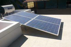 Solar_Modules_1KW_Dr_Lakshmeesha_Bangalore_02 | Solar Rooftop Panel by Apollo Power Systems Pvt. Ltd.