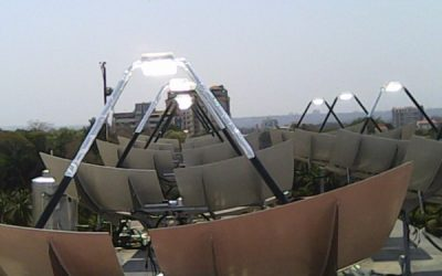 Apollo Power Systems - CST Project Image 4| concentrated solar thermal | concentrated solar power companies