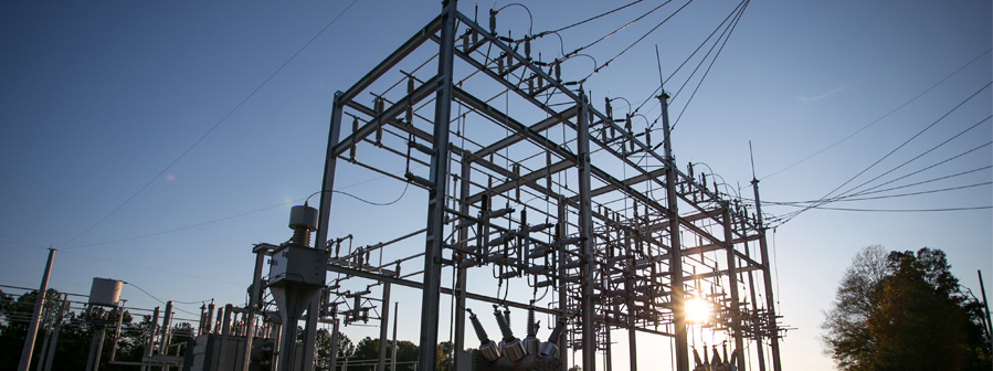 switch yards & substations